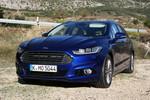 Ford verlängert Service-Intervall für neuen Mondeo