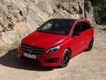 Pressepräsentation Mercedes-Benz B-Klasse: Wer hätte das gedacht?