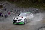 Skoda wird auf jeden Fall Rallye-Europameister