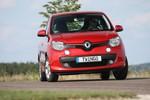 Pressepräsentation Renault Twingo: Vorwitzig und frech