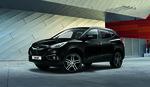 """300-mal schwarz oder grau: Hyundai ix35 """"Black & Steel"""""""