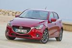 Pressepräsentation Mazda2: Kleiner Japaner mit sportlichem Auftreten