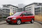 Opel Zafira 500 000 Kilometer zuverlässig unterwegs