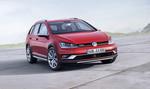 Volkswagen Golf Alltrack ist bestellbar