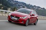 Mazda2 startet mit Gratisoption und Sonderedition