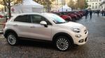 Fiat 500X startet am 28. Februar