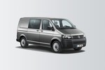 VW T5 nun auch als Kombi Doka Plus