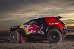 Peugeot 2008 DKR bereitet sich in China auf die Rallye Dakar vor