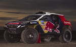 Peugeot 2008 DKR ist startbereit