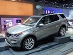 Neue Diesel für Land Rover Discovery Sport