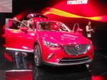 LA 2014: Mazda CX-3 kommt im Juni