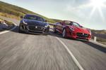 Jaguar packt Allrad und Handschaltung in den F-Type