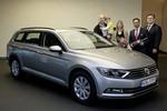 Erster VW Passat übergeben