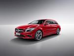 Mercedes-Benz CLA 45 AMG Shooting Brake: Avantgarde trifft Leistung