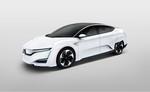 Honda FCV soll 2016 auf den Markt kommen