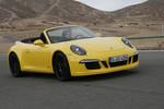Pressepräsentation Porsche 911 GTS: Lückenfüller