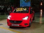 Produktionsanlauf des Opel Corsa in Eisenach: Schon 50 000 Bestellungen