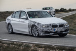 BMW-Prototyp: Der nächste Dreier parkt an der Steckdose