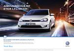 Volkswagen startet Golf GTE-Werbekampagne