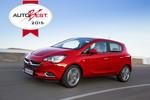 Autobest 2015: Opel Corsa gewinnt bei den Kleinwagen