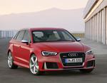 Audi RS 3 Sportback kommt im Sommer