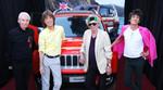 "Signierter ""Stones""-Jeep geht für knapp 59 000 Euro weg"