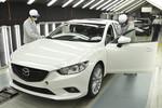 Dreimillionster Mazda6 vom Band gelaufen