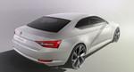 Skoda Superb folgt dem Design des Vision C