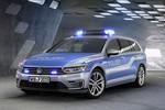 Volkswagen Passat GTE: Lautlos auf Verbrecherjagd
