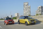 Smart bekommt Doppelkupplungsgetriebe