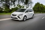 Opel Zafira Tourer 1.6 CNG umweltfreundlichster Van