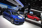 "VW Golf ist auch ""North American Car of the Year"""