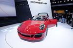 Detroit 2015: Porsche 911 Targa kommt als 4 GTS