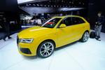 Detroit 2015: Audi macht den Q3 fit für die zweite Lebenshälfte