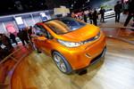 Detroit 2015: Chevrolet Bolt EV soll über 300 Kilometer schaffen