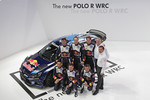 VW Polo R WRC: Fertig zum Duell der beiden Sébastiens