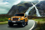 "Jeep Wrangler als Sonderedition ""X"""