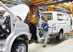 Volkswagen T5-Produktion am Standort Hannover läuft auf Hochtouren