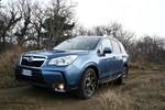 Subaru Forester 2.0 D Lineartronic: Mehr Ruhe im Gelände