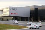Starterfeld des Audi-Sport-TT-Cup steht