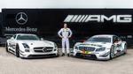 Maximilian Götz steigt in Mercedes AMG C63 DTM um