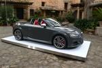 Pressepräsentation Audi TT und TTS Roadster: Die jungen Wilden mit der Stoffmütze