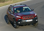 Fahrbericht Jeep Cherokee Trailhawk: Indianer mit Lifestyle-Ambitionen