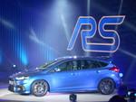 Erster Blick auf den neuen Ford Focus RS