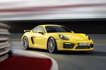 Genf 2015: Porsche Cayman erstmals als GT