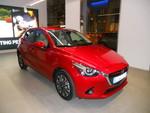 Pressepräsentation Mazda2: Kleiner mit großem Auftritt