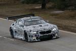 BMW M6 GT3 unternimmt erste Ausfahrt