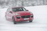 Pressepräsentation Porsche Cayenne GTS und Turbo S: Quergänger
