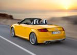 Fahrbericht Audi TTS Roadster: Freizeitsportler