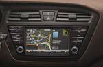 Hyundai i20 mit Touchscreen-Navi